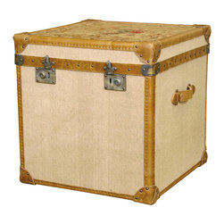 Old Grand Library Trunk, Via Reggio - If your home doesn't have built-in storage, but you don't want to purchase something that's only functional, opt for a trunk. This large truck is a wonderful place to store blankets, holiday decorations and more.
