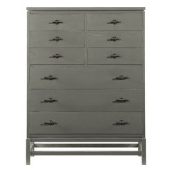 Stanley Furniture Dolphin Tranquility Isle Drawer Chest
