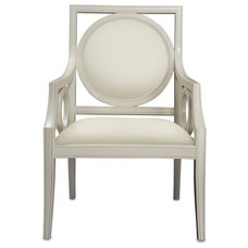 Contemporary Armchairs And Accent Chairs by Currey & Company