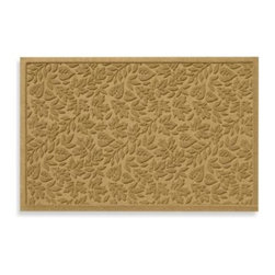 """Weather Guardâ""""¢ - Weather Guard Fall Day Entry Mat - Protect floor surfaces with this practical and attractive Weather Guard Fall Day entry mat. An all-over foliage pattern decorates this functional floor covering."""