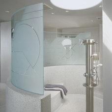 Contemporary Bathroom by Swaback Partners, pllc