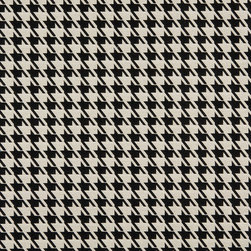 Black And Beige Hounds Tooth Indoor Outdoor Upholstery Fabric By The Yard - P901011 is great for residential and commercial applications, and can be used outdoors and indoors. This fabric will exceed at least 35,000 double rubs (15,000 is considered heavy duty), and is easy to clean and maintain. In addition, this product is stain, water, mildew, bacteria and fade resistant. For superior quality and performance, this fabric is woven and solution dyed.