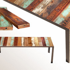 Eclectic Furniture by Magnetic Grain