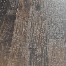 Contemporary Hardwood Flooring by Milton Hardwood Floors
