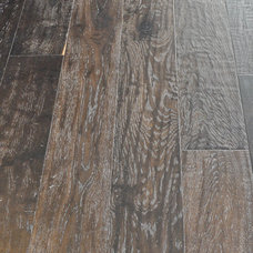 Contemporary Wood Flooring by Milton Hardwood Floors