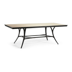 Traditional dining tables find round square and oval for Only dining table online