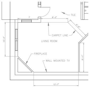 Odd Shaped Bedroom Furniture Arrangement Bedroom Category