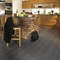 modern floor tiles by Tiles Slate Ltd