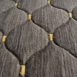 Showroom Products - Made of 100% New Zealand wool..  Offered in four colors.  Offered in area rugs of any size, wall to wall carpet and runners. Purchase at Hemphill's Rugs & Carpets Orange County, CA www.RugsAndCarpets.com