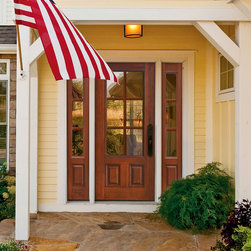 Traditional Front Doors -