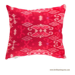 Brilliant Imports : The Bali Collection ~ Pillows & Cushions -