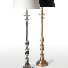 Traditional Floor Lamps by Candelabra