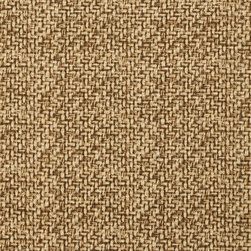 Gold Wicker Patterned Outdoor Indoor Marine Fabric By The Yard - This is a upholstery fabric suitable for indoor and outdoor applications. The fabric is water, soil, mildew and fading resistant. It is also Scotchgarded for further protection. It is cleanable with warm water and soap.