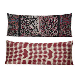 Yastik Pillow - Rue des Choses has home decor for your bedroom or living room including a collection of Turkish cushions, designed with exotic and beautiful fabrics.