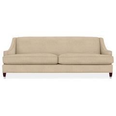 eclectic sofas by Room &amp; Board