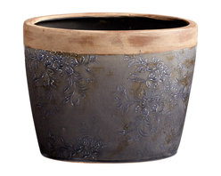 Cyan Design - Cyan Design Lighting - 05416 Small Westgate Planter - Cyan Design 05416 Small Westgate Planter