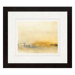 Paragon - Low Country III - Framed Art - Each product is custom made upon order so there might be small variations from the picture displayed. No two pieces are exactly alike.