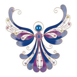 GSC - Wall Decorations Copper and Gem Angel Decoration Collectible Decor - This gorgeous Wall Decorations Copper and Gem Angel Decoration Collectible Decor has the finest details and highest quality you will find anywhere! Wall Decorations Copper and Gem Angel Decoration Collectible Decor is truly remarkable.