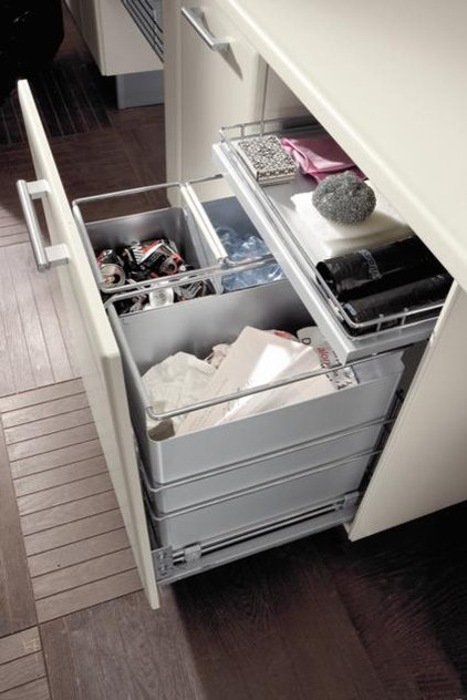 Contemporary Kitchen Drawer Organizers by tarek elsallab company