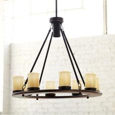 Transitional Outdoor Flush-mount Ceiling Lighting by Ballard Designs