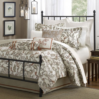 Traditional Comforters And Comforter Sets by Designer Living