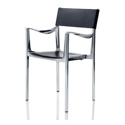 Magis - Magis | Venice Chair Polished, Set of 2 - Design by Konstantin Grcic, 2011.