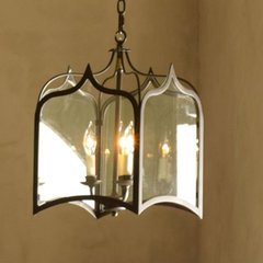 traditional ceiling lighting by Pierre Deux -- CLOSED