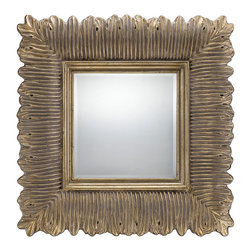 Savoy House - Savoy House 4-Sf05178-162 Square Mirror - Savoy House 4-SF05178-162 Square Mirror