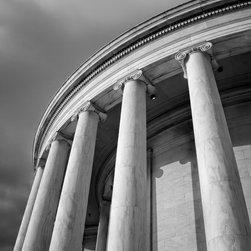 """Jefferson Memorial, Washington DC 12"""" X 16"""" Print - Jefferson Memorial, Washington DC"""