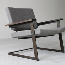 Contemporary Armchairs And Accent Chairs by TOKEN