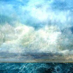 Heather Offord - Beautiful Signed Fine Art, Ocean Scape Large Wall Art - Before we get into the details I just wanted to say thank you so much for stopping to look at my art!