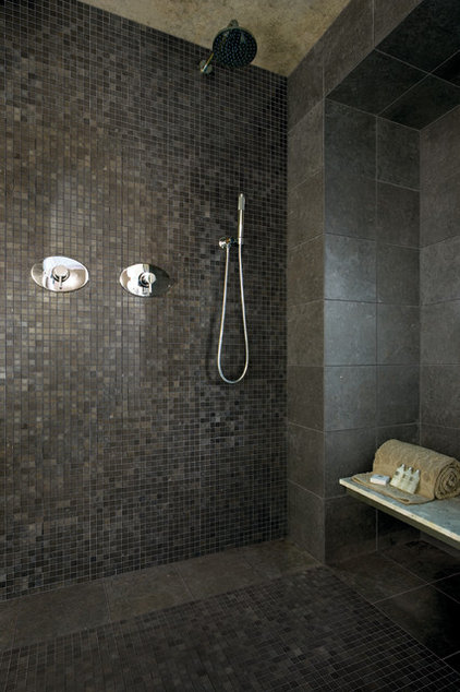 2012 tile trends bathroom for Trends in bathroom tile