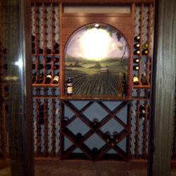 Custom Wine Cellars - St Louis, Chesterfield ,Town and Country Custom Missouri  Wine Cellars