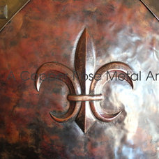 by The Metal Shoppe, Custom Metal Design, Fabrication