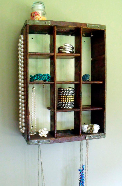 Eclectic Storage Bins And Boxes by Etsy