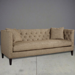 soho sofa - Jessica Chiles