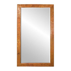 Native Trails - Native Trails Small Milano Mirror in Tempered - *Beveled edge glass