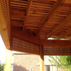 Traditional  by Centex Decks and Outdoor Living