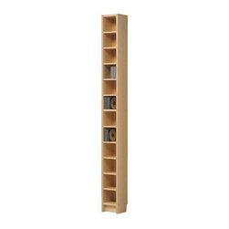IKEA of Sweden - BENNO DVD tower - DVD tower, birch veneer