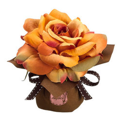 Silk Plants Direct - Silk Plants Direct Rose (Pack of 12) - Orange - Silk Plants Direct specializes in manufacturing, design and supply of the most life-like, premium quality artificial plants, trees, flowers, arrangements, topiaries and containers for home, office and commercial use. Our Rose includes the following:
