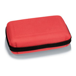 Picnic Time - Highway Emergency Kit - Black - Sturdy zipper case containing tools and equipment needed for roadside repair.