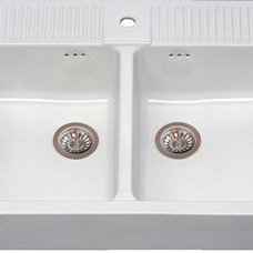 modern kitchen sinks by IKEA