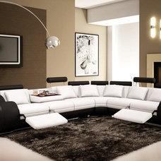 Modern Sofas by Furniture Canada