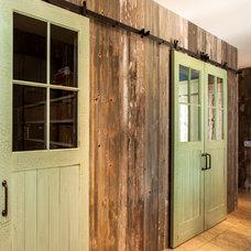 Farmhouse Interior Doors by Eidolon Designs