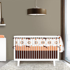 Contemporary Baby Bedding by OLLI+LIME
