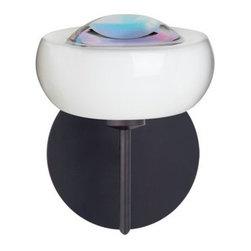 Besa Lighting - Besa Lighting 1SW-2634CD Focus 1 Light Sconce - Features:
