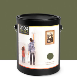 Imperial Paints - Interior Semi-Gloss Trim & Furniture Paint, Avocado - Overview:
