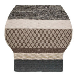 Gandia Blasco - Patricia Urquiola - MF3 Farol Wool Rug - Gandia Blasco - All of the modern rugs by Gandia Blasco are Goodweave certified and the perfect addition to any room in your home. Yarn composition: 100% New Wool. Hand loomed. Designed by Patricia Urquiola.