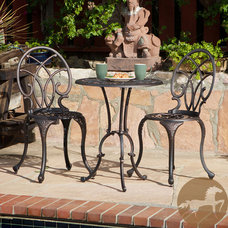 Contemporary Patio Furniture And Outdoor Furniture by Overstock.com