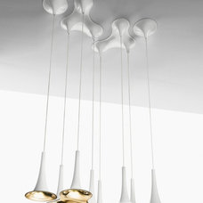 Contemporary Chandeliers by Mondo Luce